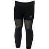 Aclima Kid's Woolnet Long Pants Brace Melange/Black